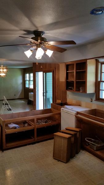 ... MO Cabinet Repainting For Interior Remodeling Project In Springfield,  ...